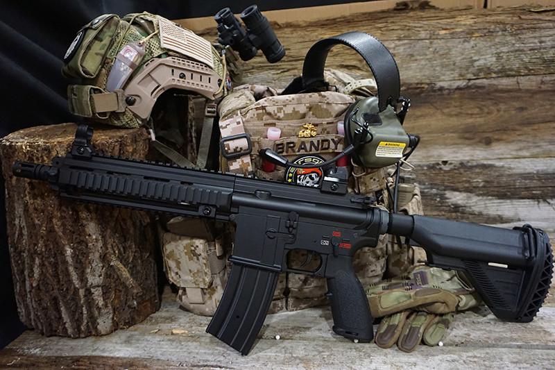HK416 réplique airsoft pas chers Ec-10212