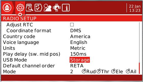 """Plus de reconnaissance carte SD entre Horus-X12S et PC-win10 """"RESOLU"""" X12s-u10"""