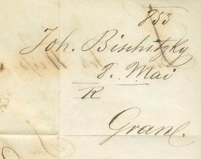 Die erste Österreichische Ausgabe 1850 - Seite 20 1853_o13