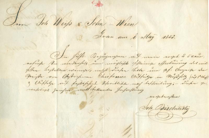 Die erste Österreichische Ausgabe 1850 - Seite 20 1853_o14