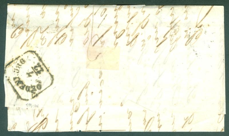 Die erste Österreichische Ausgabe 1850 - Seite 20 1854_310