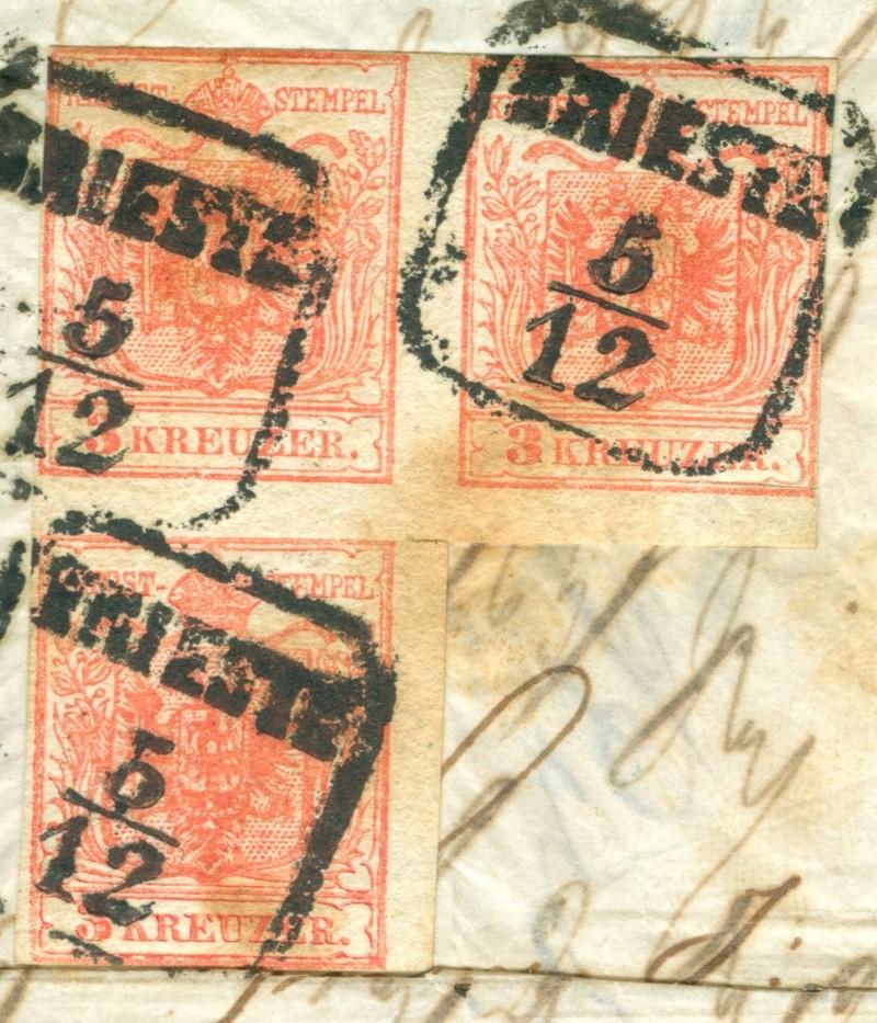 Die erste Österreichische Ausgabe 1850 - Seite 20 1854_311