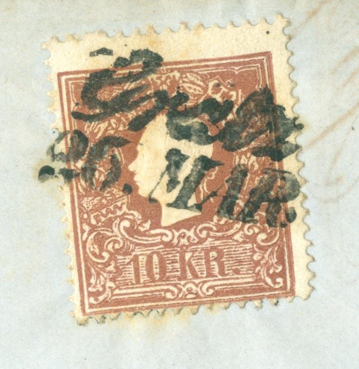 Die Freimarkenausgabe 1858 Type I und II - Seite 3 1860_g10