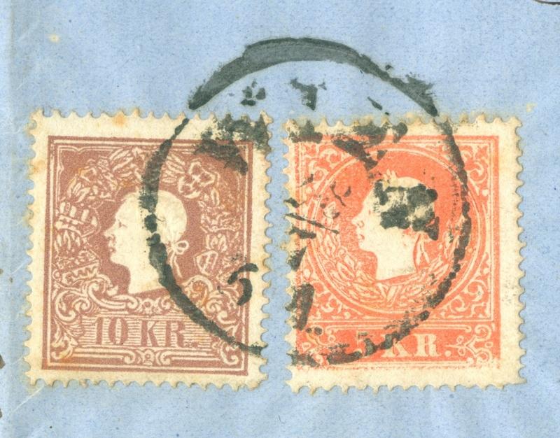 Die Freimarkenausgabe 1858 Type I und II - Seite 3 1860_w13