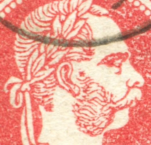 Freimarken-Ausgabe 1867 : Kopfbildnis Kaiser Franz Joseph I - Seite 18 1867_511