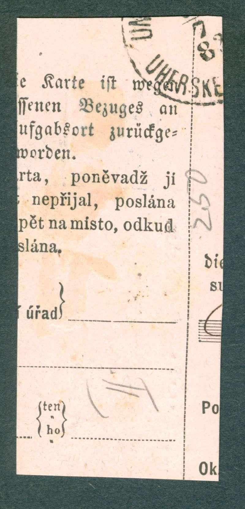 Freimarken-Ausgabe 1867 : Kopfbildnis Kaiser Franz Joseph I - Seite 19 1867_p10
