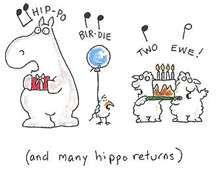 Puff Daddy it be yer BIRTHDAY! Hippob11