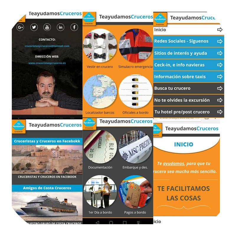 ''TeAyudamos'' - Nuestra APP de ayuda al crucerista App10
