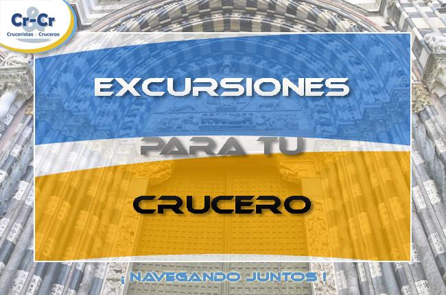 Reservas de excursiones para tu crucero Excurs10
