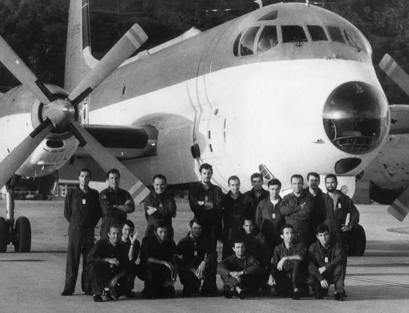 [Les anciens avions de l'aéro] Le Bréguet Atlantic (BR 1150) - Page 5 1973_010