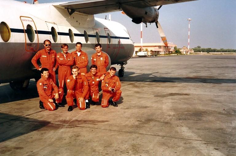 [Les anciens avions de l'aéro] Nord 262 - Page 2 1986_010