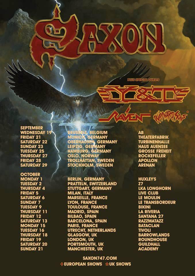Thunderbolt Tour 31131210
