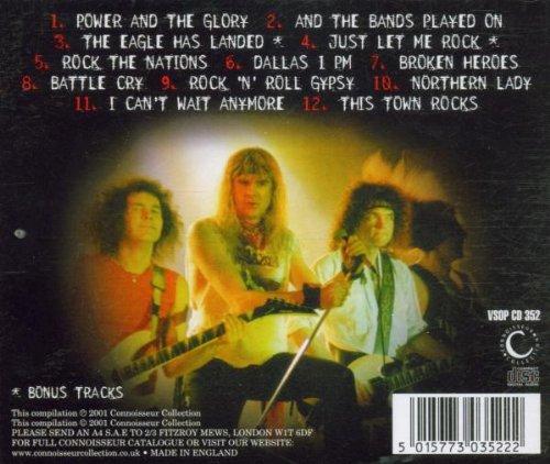 Saxon – Rock 'N Roll Gypsies 51uen310