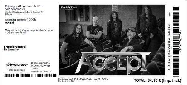 Accept / Night Demon - Bilbao (Santana27), le 28.01.2018 Billet11