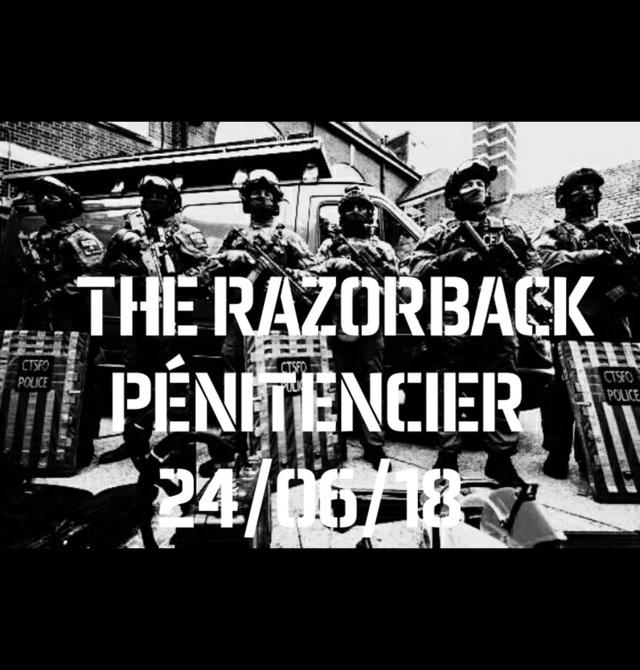 THE RAZORBACK PÉNITENCIER 33809712