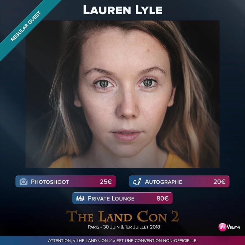 TheLandCon2 du  juin et 1er juillet 2018 à paris - Page 2 Dx3mwd10