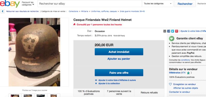 Casque allemand volontaire Finlandais Captur22