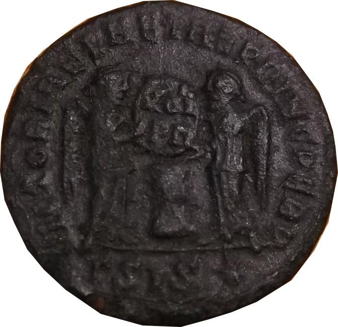 Identification romaine ( Constantin Ier ric 47 ) Confa10