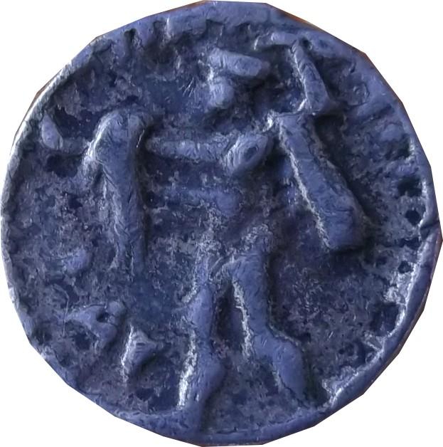 Identification romaine  Denier de la république Denier12
