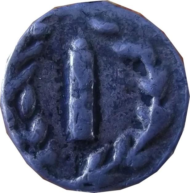 Identification romaine  Denier de la république Denier13