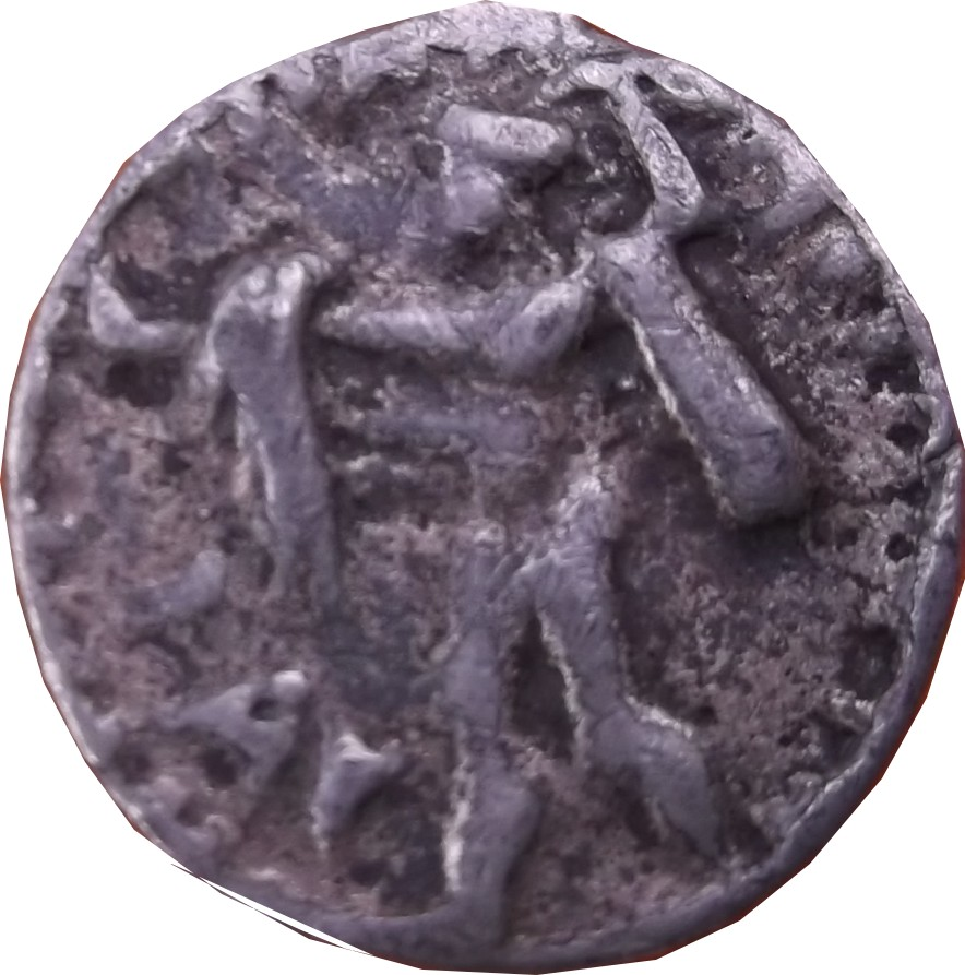 Identification romaine  Denier de la république Inc_210