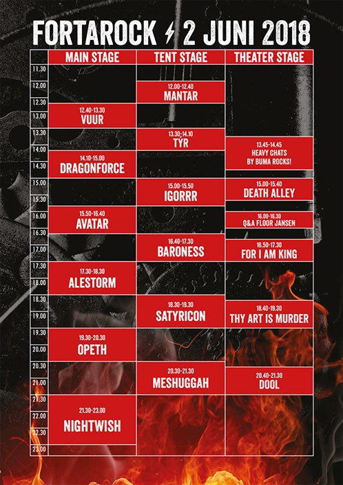 FortaRock 2018 - Page 2 Fortar11