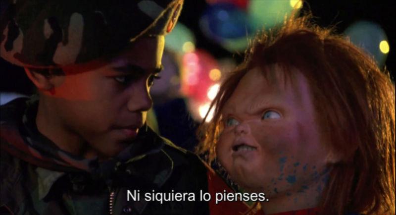 Chucky el Muñeco Diabolico BD Coleccion Codec H.264 Mega Vlcsna51