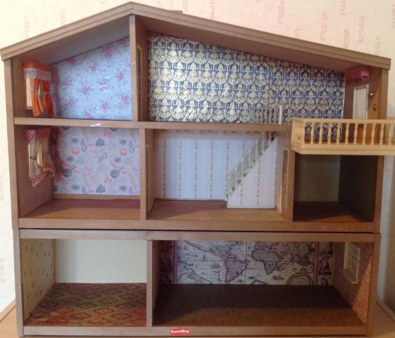 [PHOTOS] Remise à neuf de ma maison Lundby - Page 3 Image109