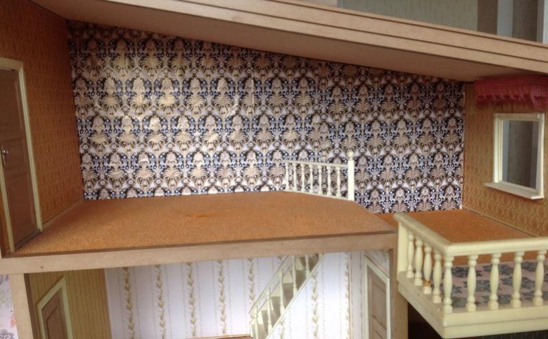 [PHOTOS] Remise à neuf de ma maison Lundby - Page 3 Image77