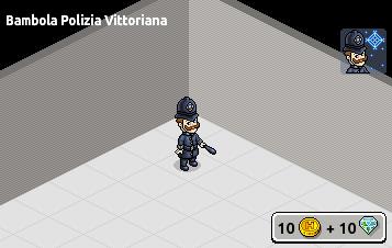 [ALL] Bambole da Collezione: Bambola Polizia Vittoriana in Catalogo! Scherm10