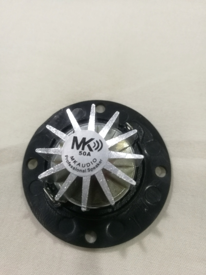 Hi-fi grade : MK Audio 20mm soft dome tweeter - SOLD Img_2055