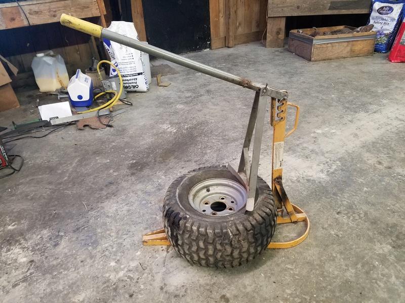 Tire Rasslin 101 20180114