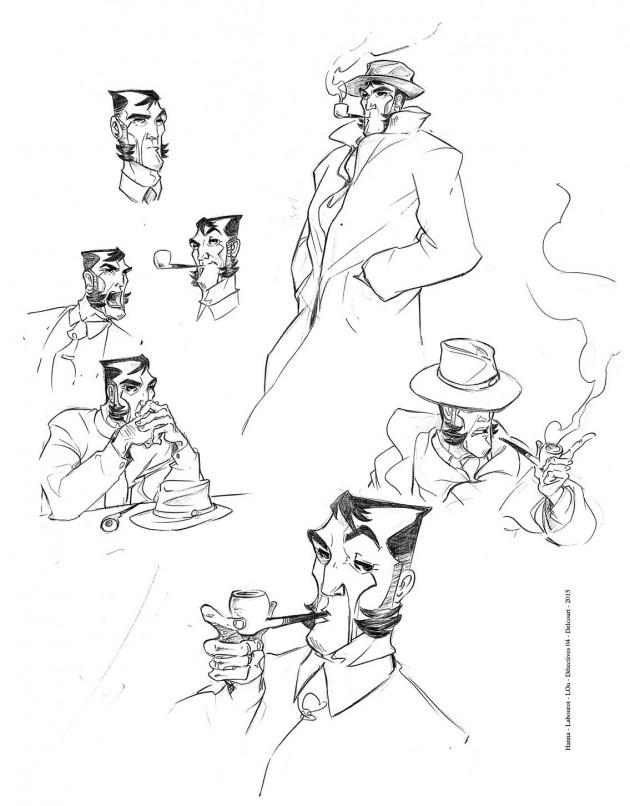 La bouffarde dans la Bande Dessinée - Page 4 010_re10