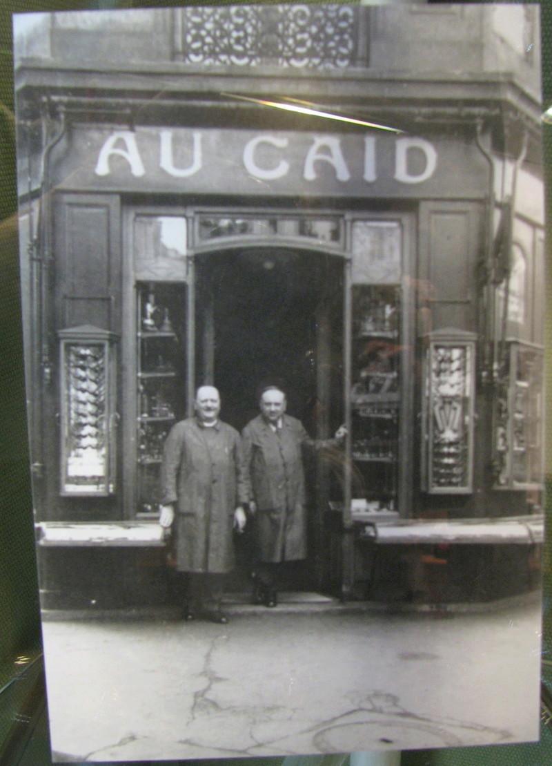 AU CAÏD - La fin d'un mythe :'( Caid1910