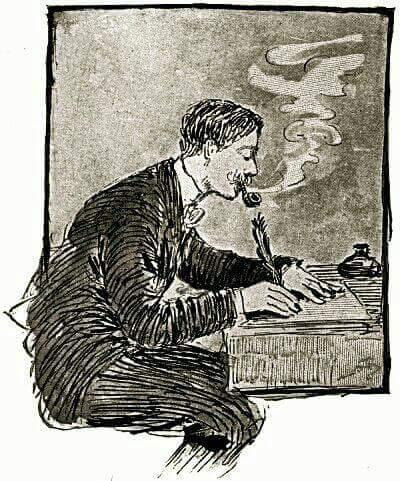 La MAI 7-ite, fumons la pipe.  Livred10