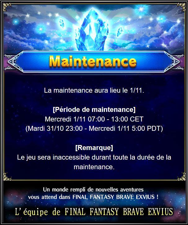 Maintenance (01/11 à 7H) Captur13