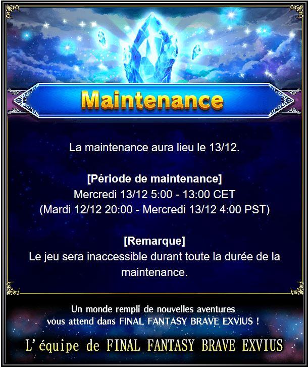 Maintenance 13/12 de 5H à 13H   Captur22