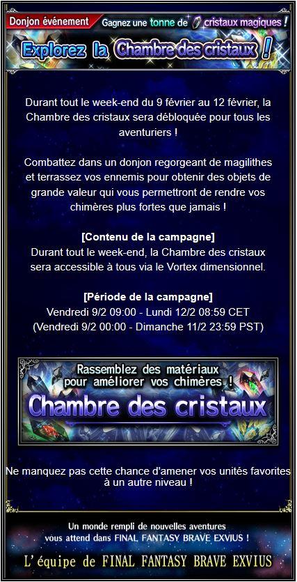 Chambre des cristaux - 09/02 au 12/02 Captur33