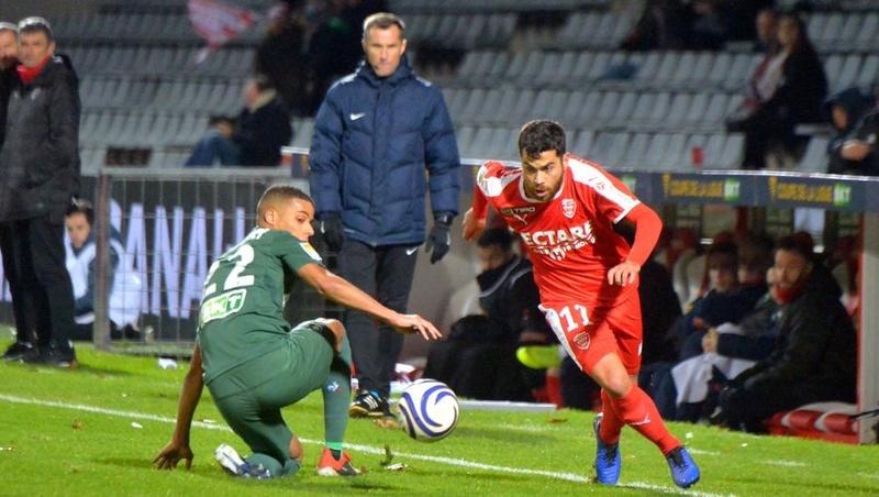 15ème journée de Ligue 1 Conforama : NO / AMIENS SC Img_8323