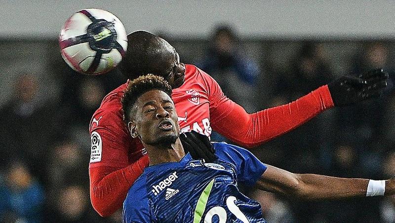 15ème journée de Ligue 1 Conforama : NO / AMIENS SC Img_8325