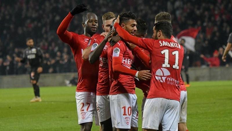 15ème journée de Ligue 1 Conforama : NO / AMIENS SC Img_8330