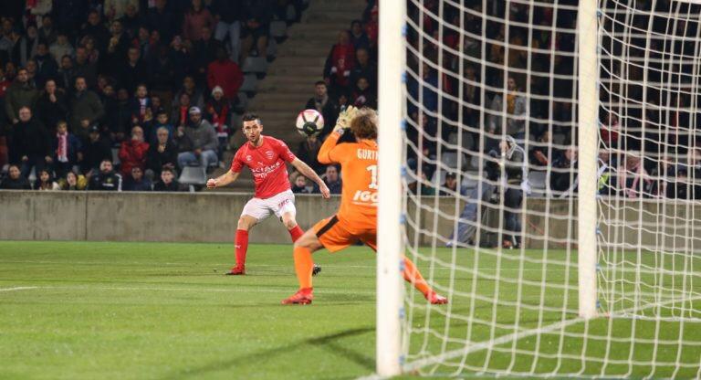 15ème journée de Ligue 1 Conforama : NO / AMIENS SC Img_8332