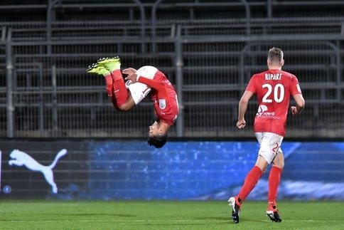 15ème journée de Ligue 1 Conforama : NO / AMIENS SC Img_8335