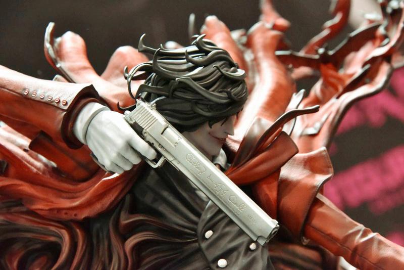 Hellsing - Alucard - Figurama Collectors 0010