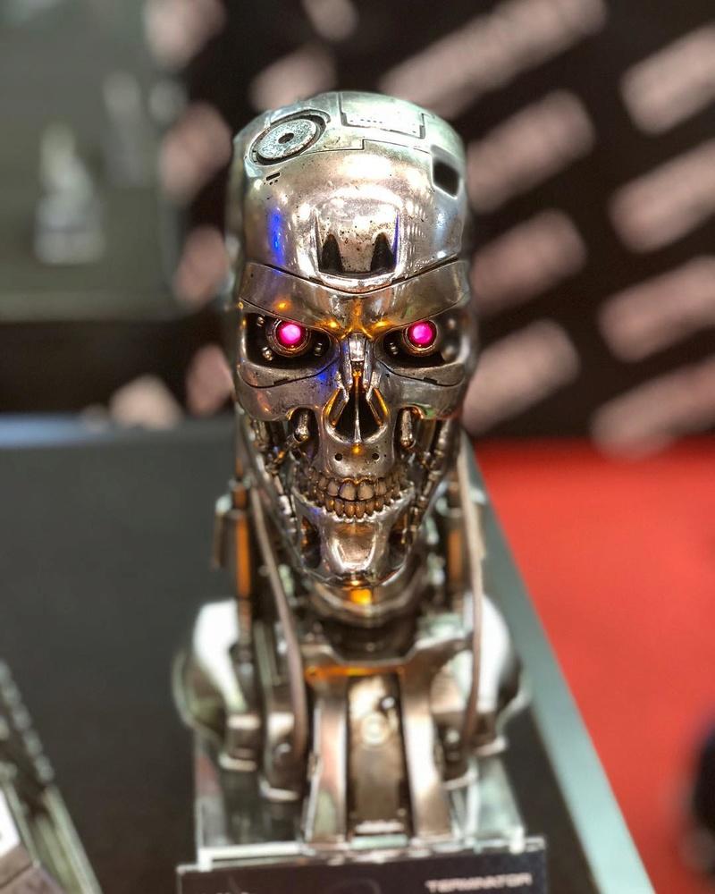 The Terminator - T800 - Buste 27579911
