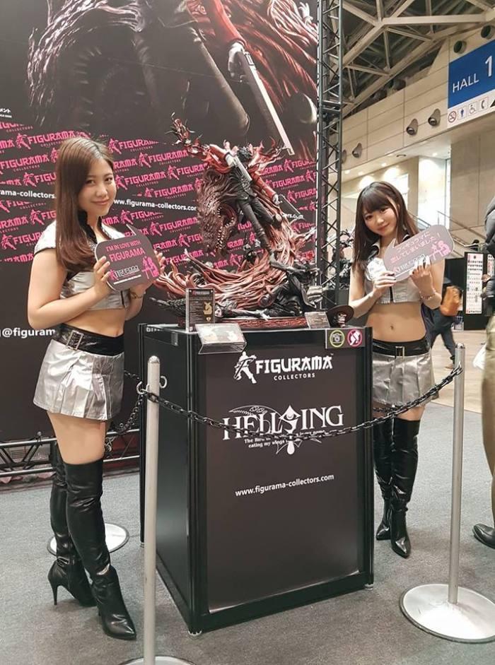 Hellsing - Alucard - Figurama Collectors 28166510