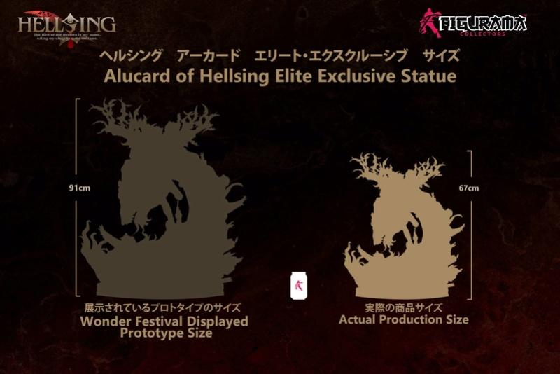 Hellsing - Alucard - Figurama Collectors 28423710