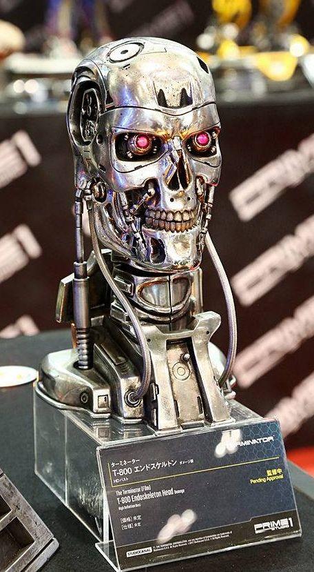 The Terminator - T800 - Buste 67644310