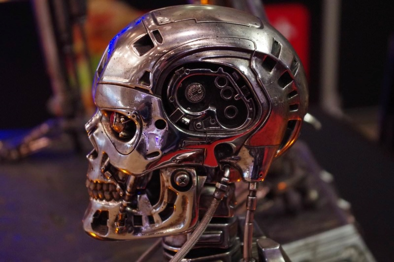 The Terminator - T800 - Buste I7tlrd10