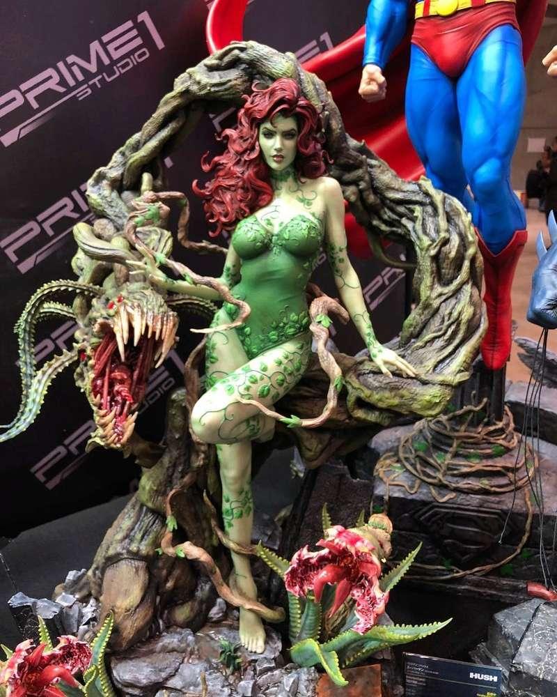 DC Comics - Poison Ivy - 1/3 statue Ivy10